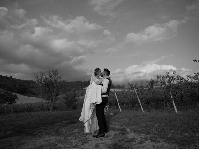 Il matrimonio di Andrea e Gaia a Treville, Alessandria 36