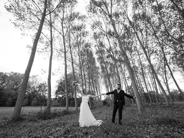 Il matrimonio di Andrea e Gaia a Treville, Alessandria 38