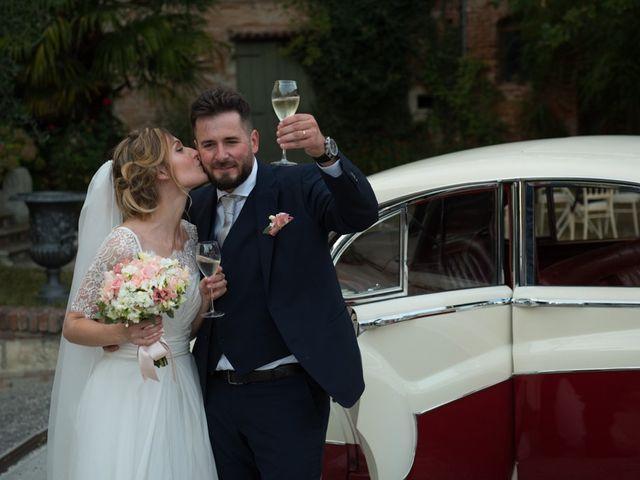 Il matrimonio di Andrea e Gaia a Treville, Alessandria 39