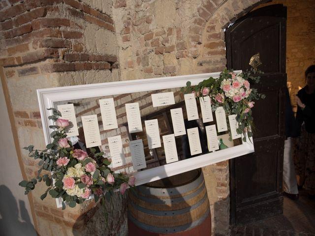 Il matrimonio di Andrea e Gaia a Treville, Alessandria 41