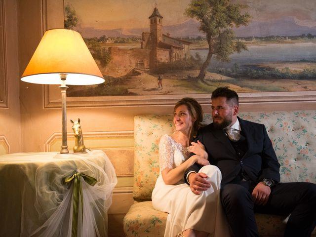 Il matrimonio di Andrea e Gaia a Treville, Alessandria 46