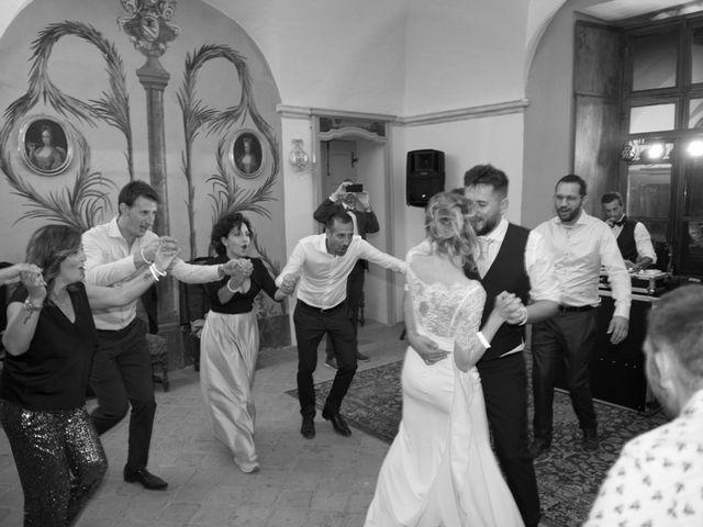 Il matrimonio di Andrea e Gaia a Treville, Alessandria 50