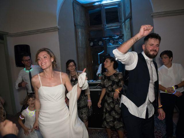 Il matrimonio di Andrea e Gaia a Treville, Alessandria 56