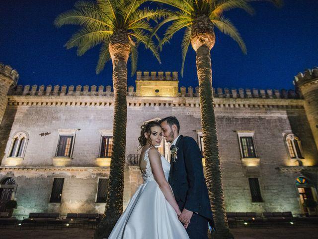 Il matrimonio di Angelo e Vanessa a Brindisi, Brindisi 50