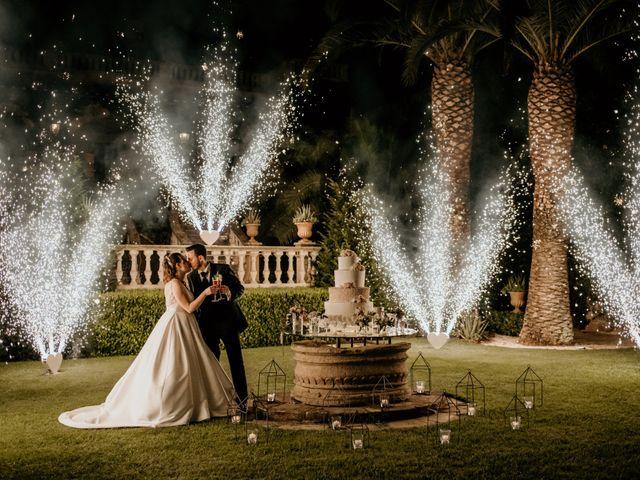 Il matrimonio di Angelo e Vanessa a Brindisi, Brindisi 75