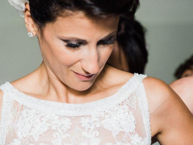 Il matrimonio di Daniele e Elisa a Mezzegra, Como 34