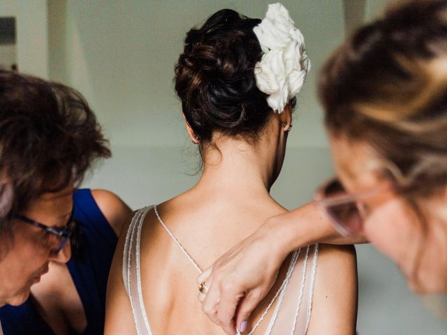 Il matrimonio di Daniele e Elisa a Mezzegra, Como 35
