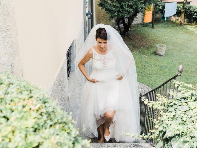Il matrimonio di Daniele e Elisa a Mezzegra, Como 36