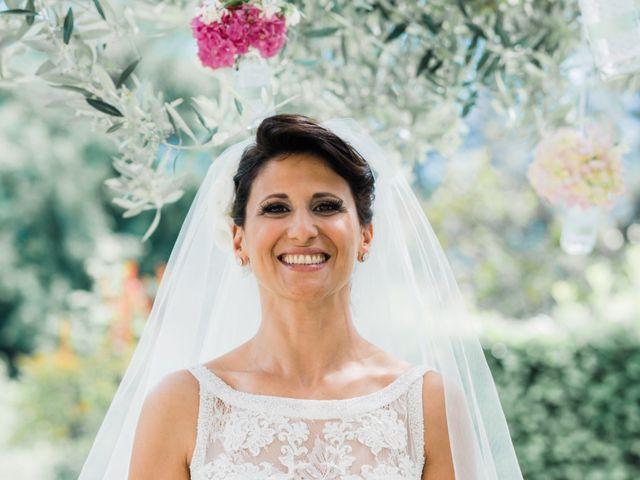 Il matrimonio di Daniele e Elisa a Mezzegra, Como 37
