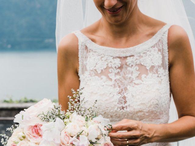 Il matrimonio di Daniele e Elisa a Mezzegra, Como 45