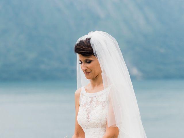 Il matrimonio di Daniele e Elisa a Mezzegra, Como 46