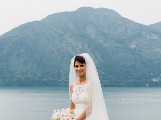 Il matrimonio di Daniele e Elisa a Mezzegra, Como 47
