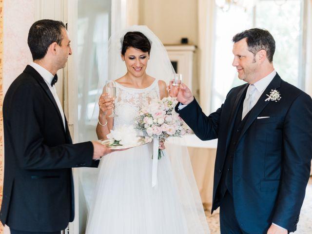 Il matrimonio di Daniele e Elisa a Mezzegra, Como 51