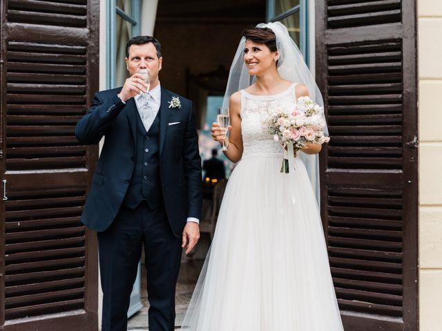 Il matrimonio di Daniele e Elisa a Mezzegra, Como 52