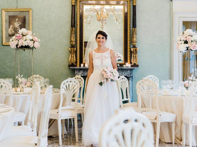 Il matrimonio di Daniele e Elisa a Mezzegra, Como 56