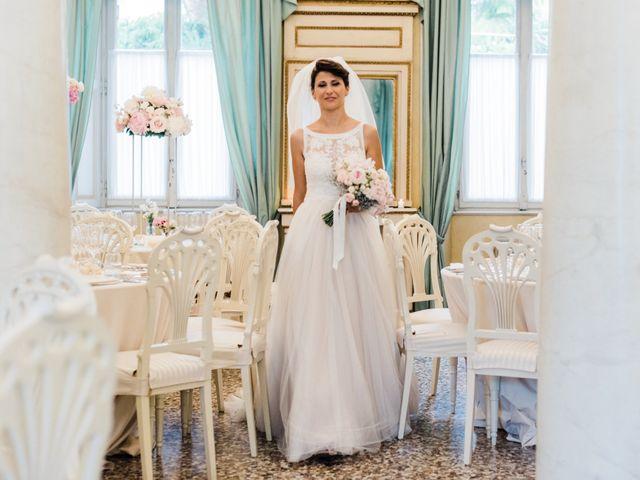 Il matrimonio di Daniele e Elisa a Mezzegra, Como 57