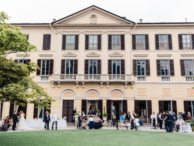 Il matrimonio di Daniele e Elisa a Mezzegra, Como 60