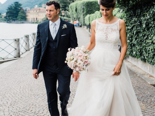 Il matrimonio di Daniele e Elisa a Mezzegra, Como 62