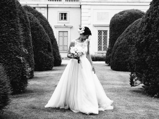 Il matrimonio di Daniele e Elisa a Mezzegra, Como 66