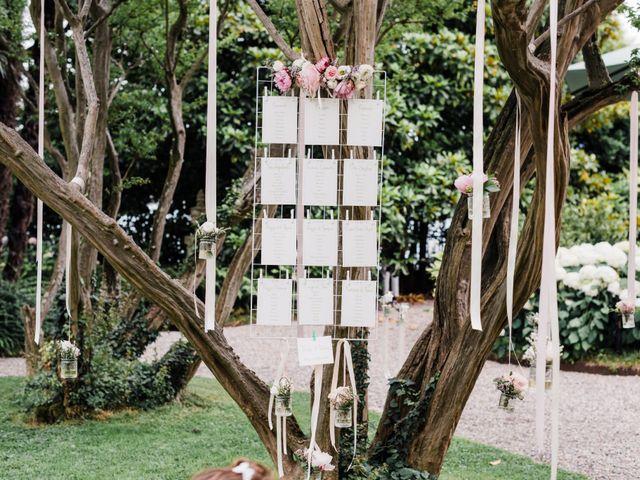 Il matrimonio di Daniele e Elisa a Mezzegra, Como 67