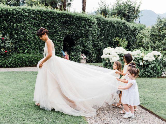 Il matrimonio di Daniele e Elisa a Mezzegra, Como 69