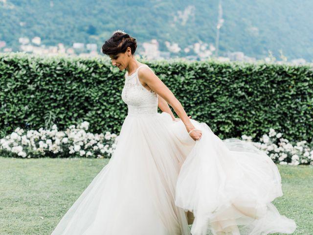 Il matrimonio di Daniele e Elisa a Mezzegra, Como 70