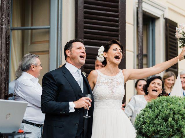 Il matrimonio di Daniele e Elisa a Mezzegra, Como 71