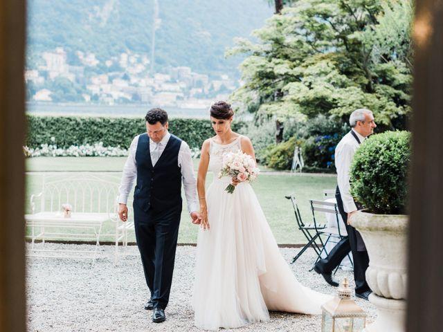 Il matrimonio di Daniele e Elisa a Mezzegra, Como 72