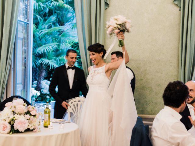 Il matrimonio di Daniele e Elisa a Mezzegra, Como 73