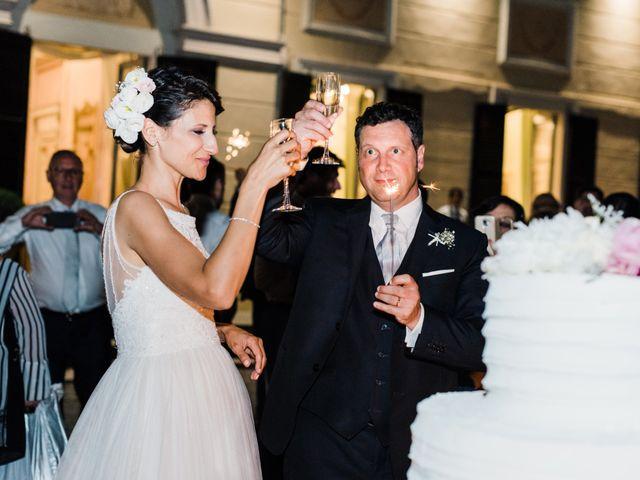 Il matrimonio di Daniele e Elisa a Mezzegra, Como 77