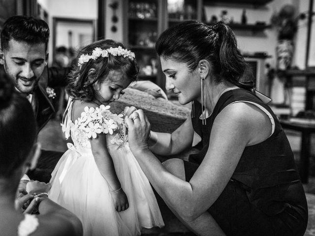 Il matrimonio di Rosario e Naomi a Ragusa, Ragusa 22