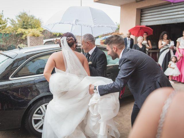 Il matrimonio di Rosario e Naomi a Ragusa, Ragusa 30