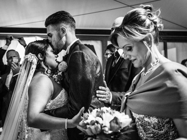 Il matrimonio di Rosario e Naomi a Ragusa, Ragusa 32
