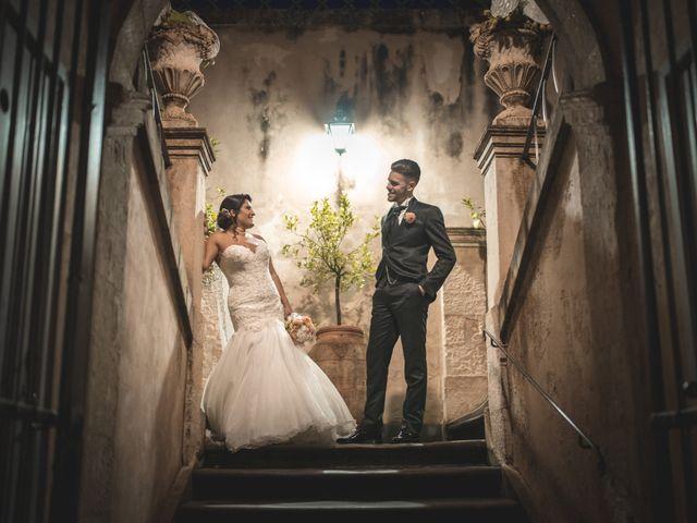 Il matrimonio di Rosario e Naomi a Ragusa, Ragusa 42