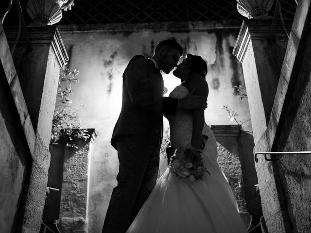 Il matrimonio di Rosario e Naomi a Ragusa, Ragusa 49