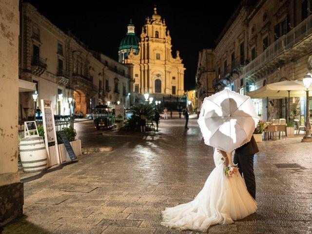 Il matrimonio di Rosario e Naomi a Ragusa, Ragusa 51