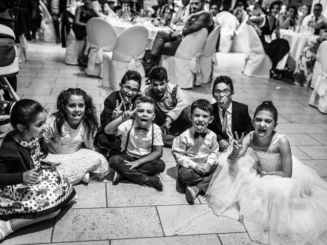 Il matrimonio di Rosario e Naomi a Ragusa, Ragusa 61