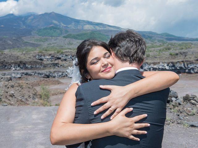 Il matrimonio di Giovanni e Eleonora a Nicolosi, Catania 9