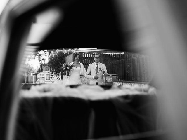 Il matrimonio di Andrea e Laura a Cerveteri, Roma 27