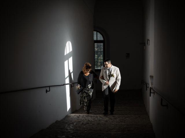 Il matrimonio di Andrea e Laura a Cerveteri, Roma 31