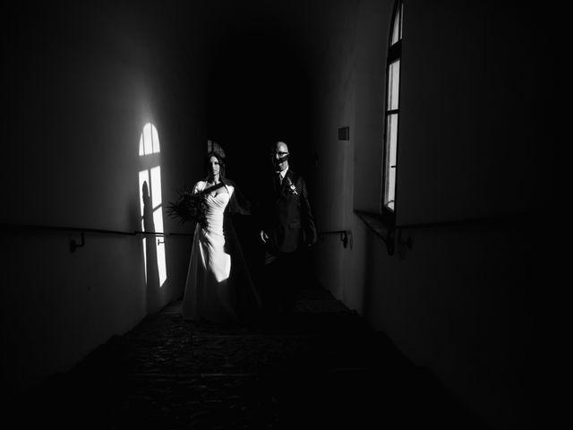 Il matrimonio di Andrea e Laura a Cerveteri, Roma 32