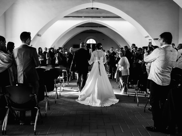 Il matrimonio di Andrea e Laura a Cerveteri, Roma 33