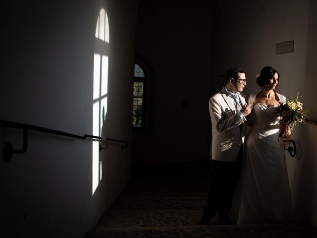 Il matrimonio di Andrea e Laura a Cerveteri, Roma 37