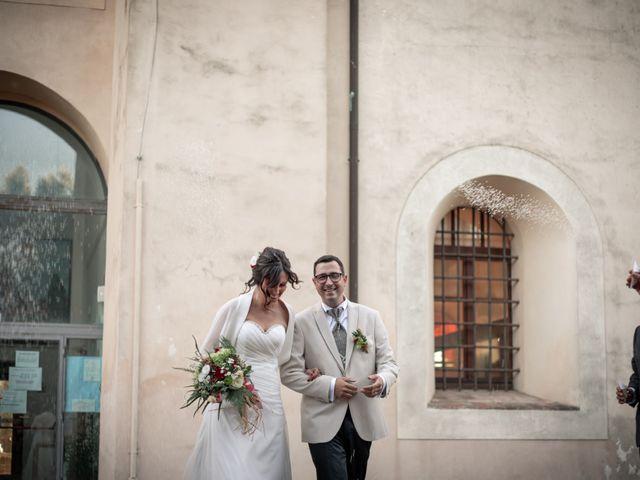 Il matrimonio di Andrea e Laura a Cerveteri, Roma 38