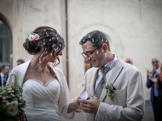 Il matrimonio di Andrea e Laura a Cerveteri, Roma 39