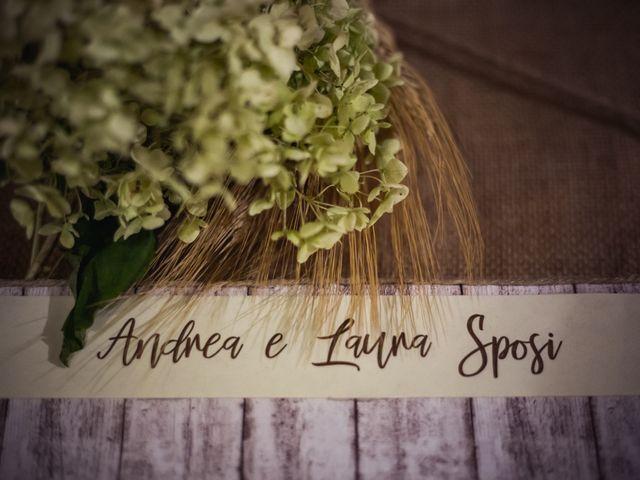 Il matrimonio di Andrea e Laura a Cerveteri, Roma 52