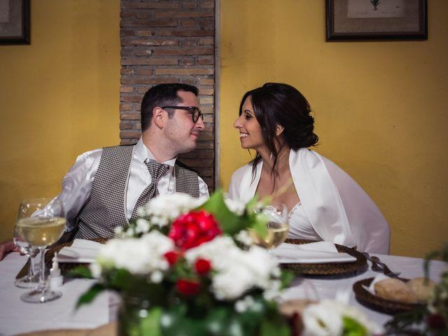 Il matrimonio di Andrea e Laura a Cerveteri, Roma 58