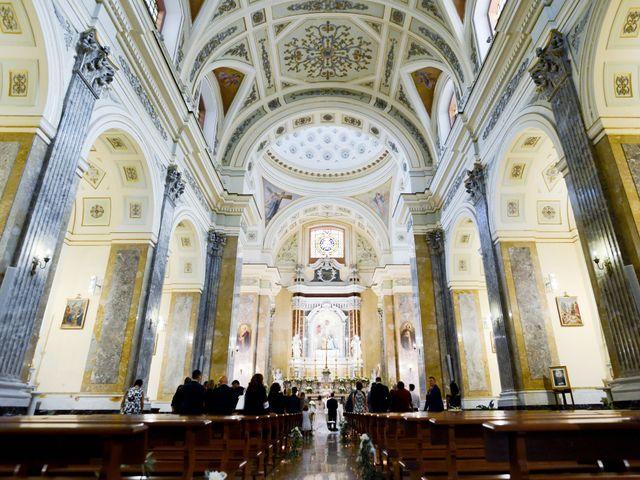 Il matrimonio di Lucia e Domenico a Salerno, Salerno 9