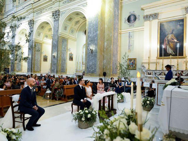 Il matrimonio di Lucia e Domenico a Salerno, Salerno 11