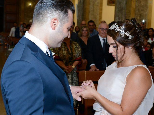Il matrimonio di Lucia e Domenico a Salerno, Salerno 13